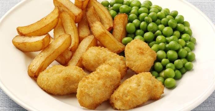Scampi Chips